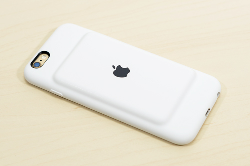 iPhone 6s Smart Battery Case バッテリー