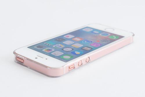 cc99416d52 レビュー】パワーサポートのiPhone SE/5s/5対応『エアージャケットセット ...