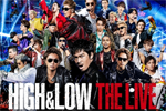 dTVで「HiGH&LOW THE LIVE」のライブ映像が本日より配信開始