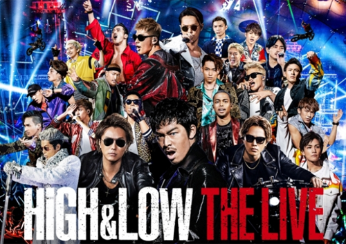 HiGH&LOW THE LIVE