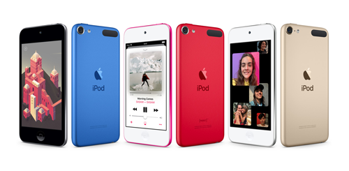 iPod touch 新型