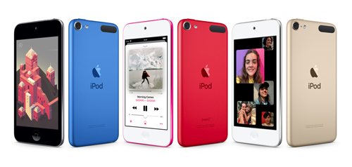 iPod touch 新色
