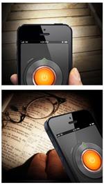 iPhone 懐中電灯